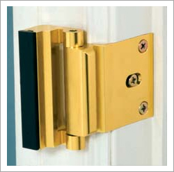 Door guardian security hardware for homes for Home door security devices