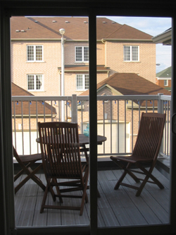 window films for privacy and unpleasant views Toronto image