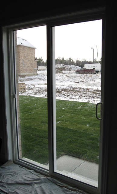 improve privacy and block unsightly views with window film