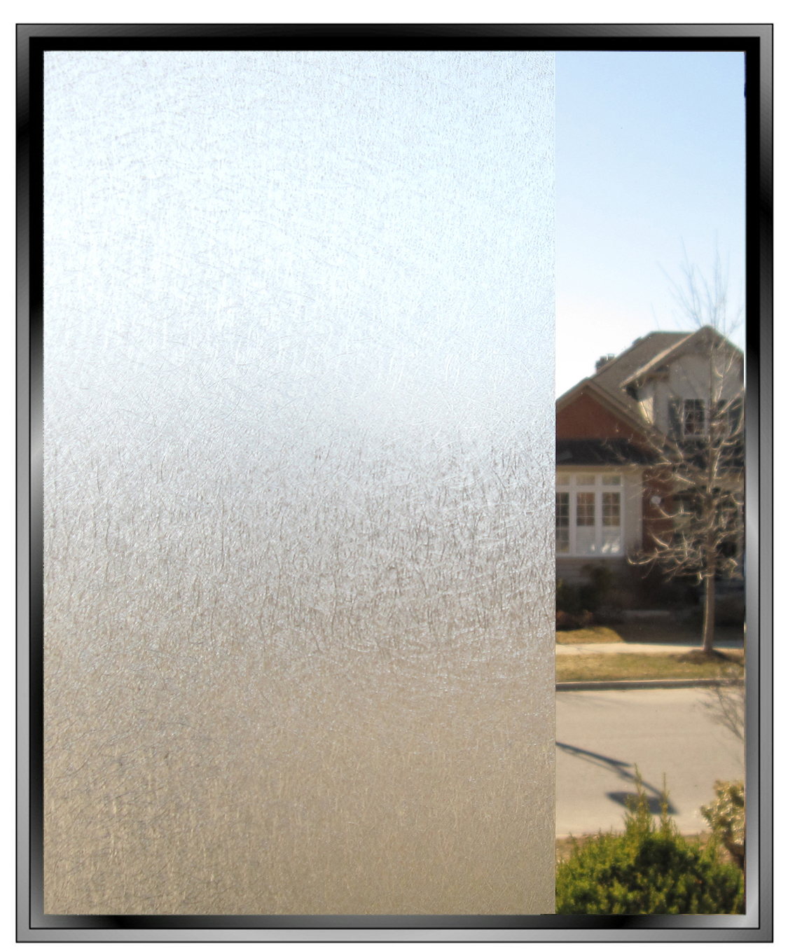 Decorative Privacy Window Film Picture 1 Of 8 Adhesive